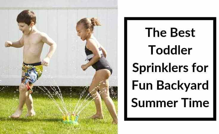 the best sprinklers for fun backyard summer time