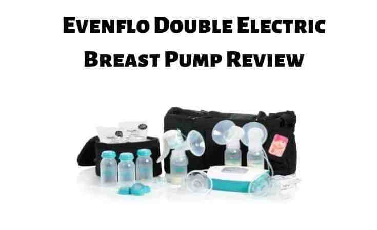 Evenflo Double Electric Breast Pump Review