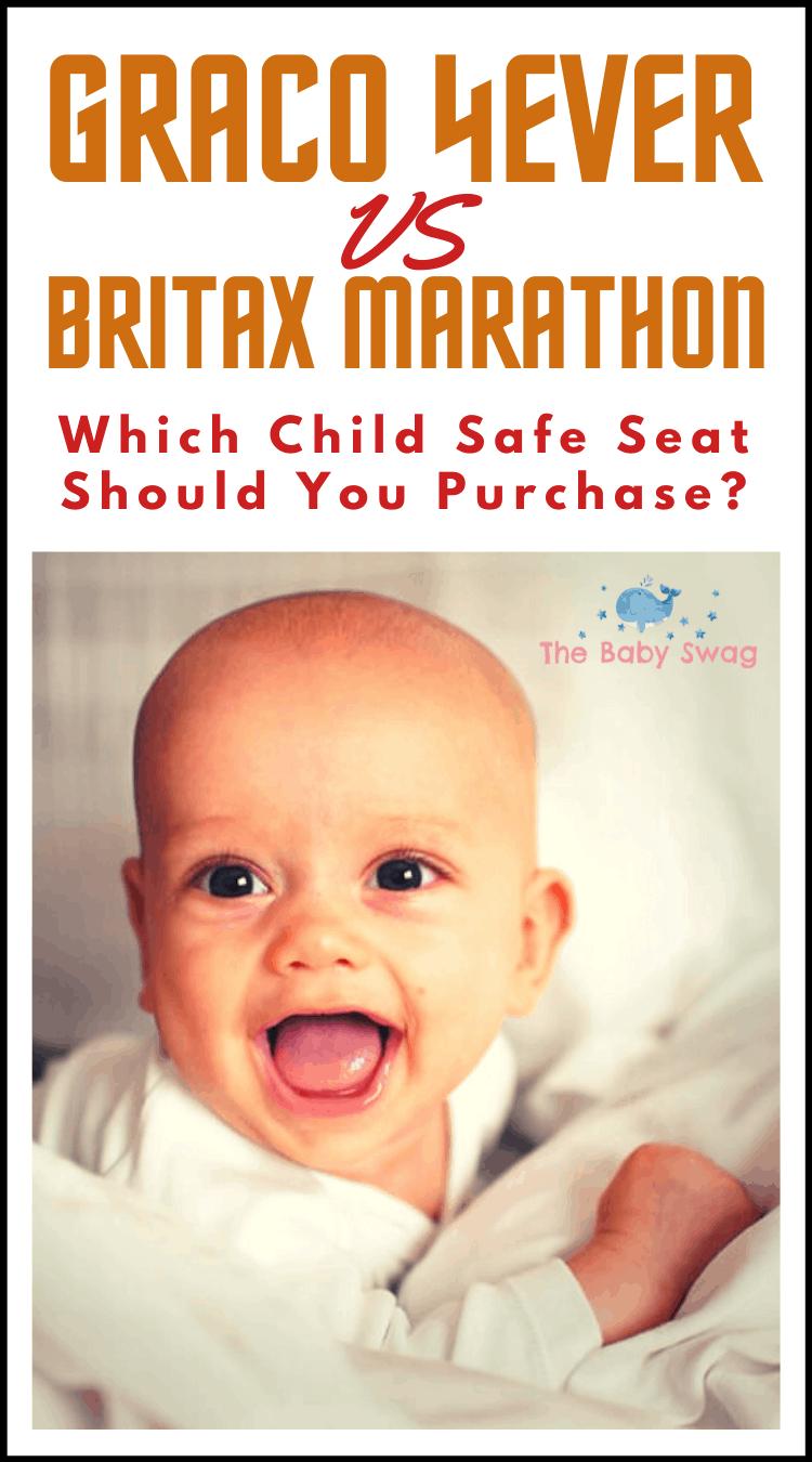 Graco 4ever vs Britax Marathon – Which Child Safe Seat Should You Purchase?