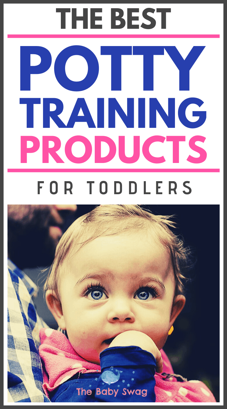 The Best Potty Training Products for Toddlers