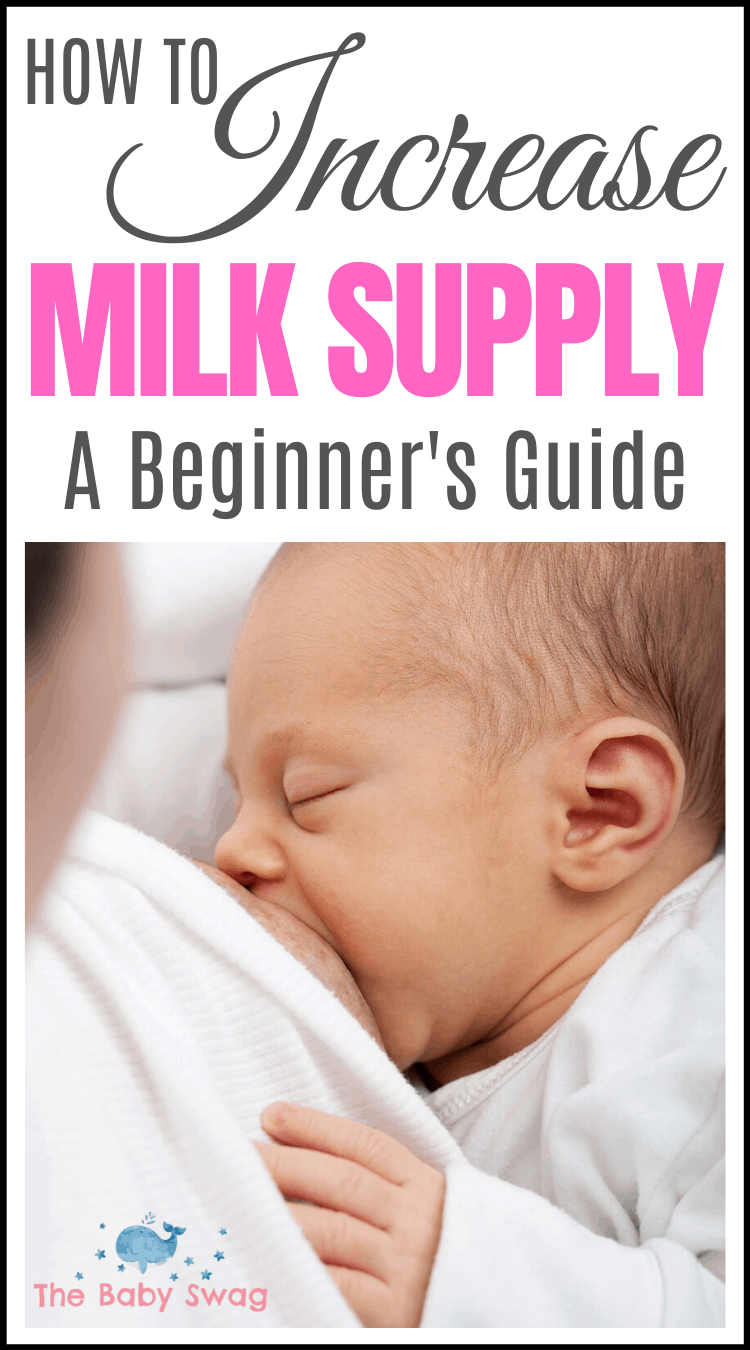 A Beginners Guide on How to Increase Your Milk Supply