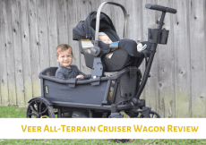 Veer All-Terrain Cruiser Wagon Review