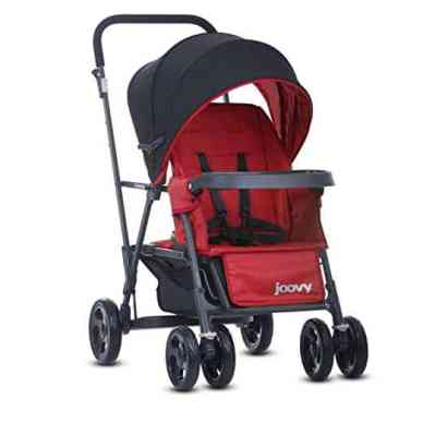 Joovy Caboose Ultralight Stand On Tandem Stroller