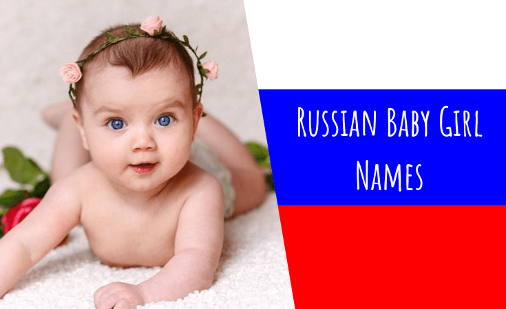 Russian Baby Girl Names