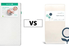 Newton vs Naturepedic Crib Mattress