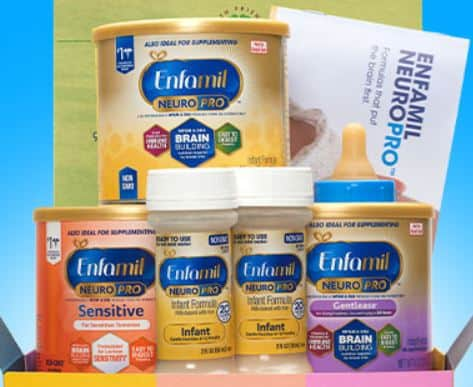 How to Save on Enfamil