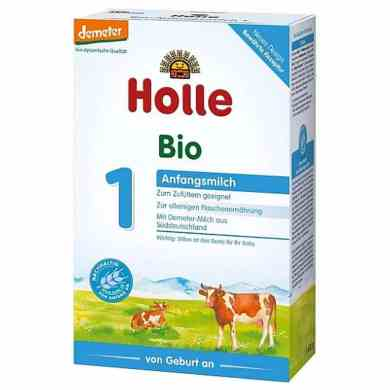 Holle Stage 1 Organic Formula
