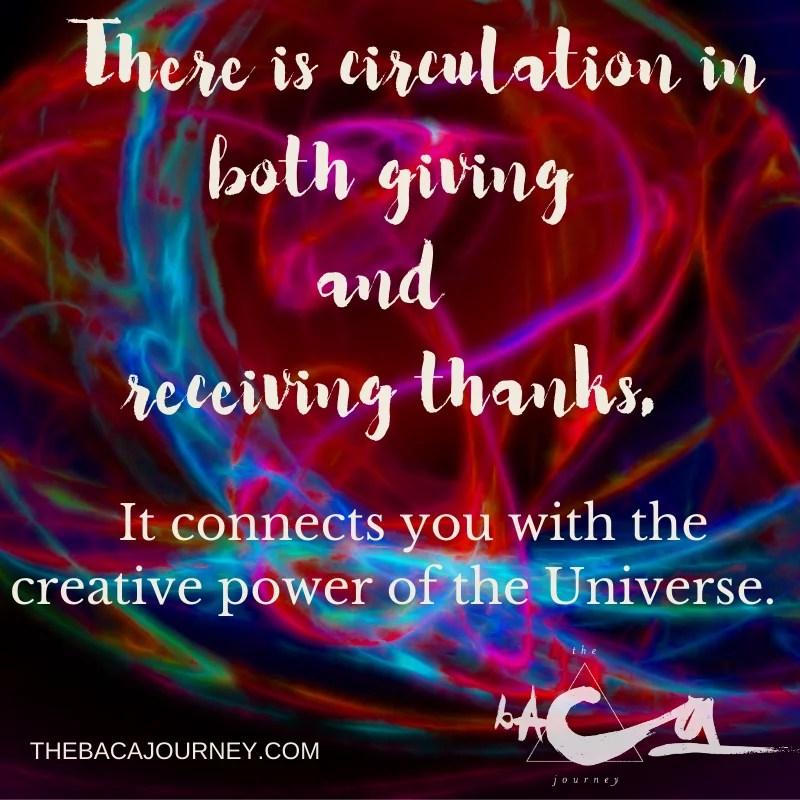 dance of creation