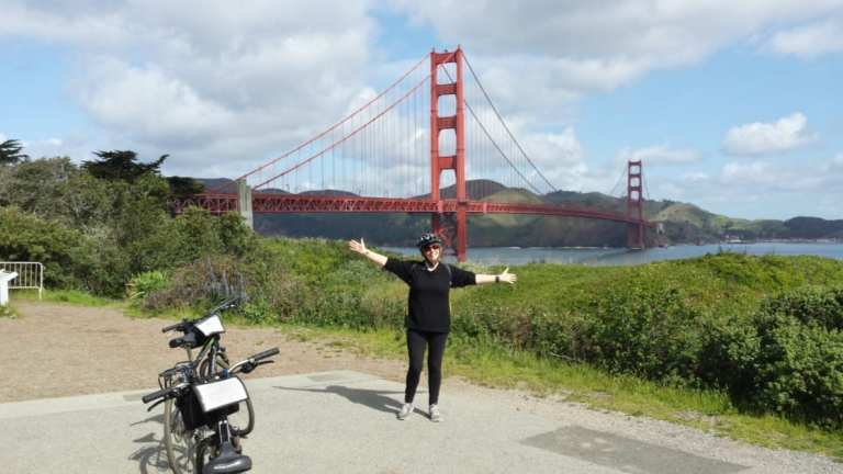 The Backpacking Housewife Golden Gate