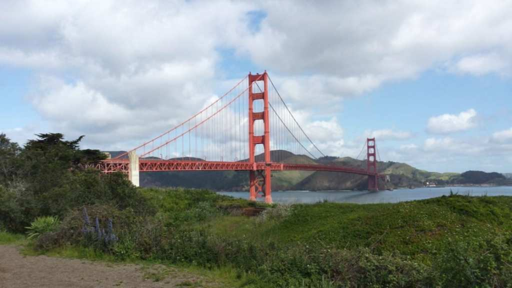Golden Gate Bridge The Backpacking Housewife