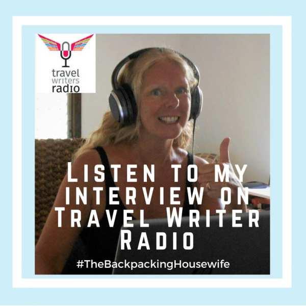 Listen to Janice Horton interview on Travel Writers Radio