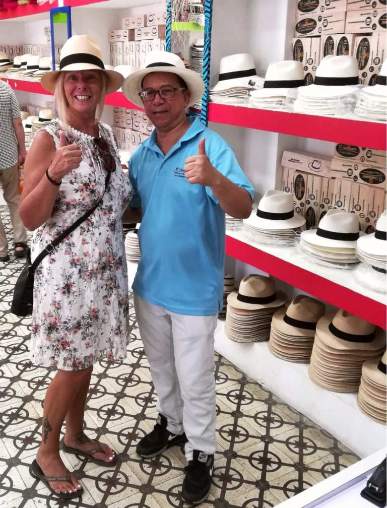 The Backpacking Housewife Panama Hat