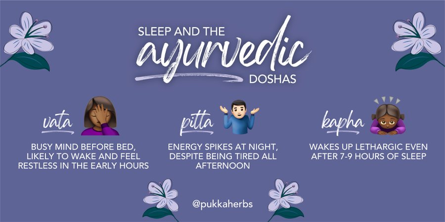 Sleep and Dosha