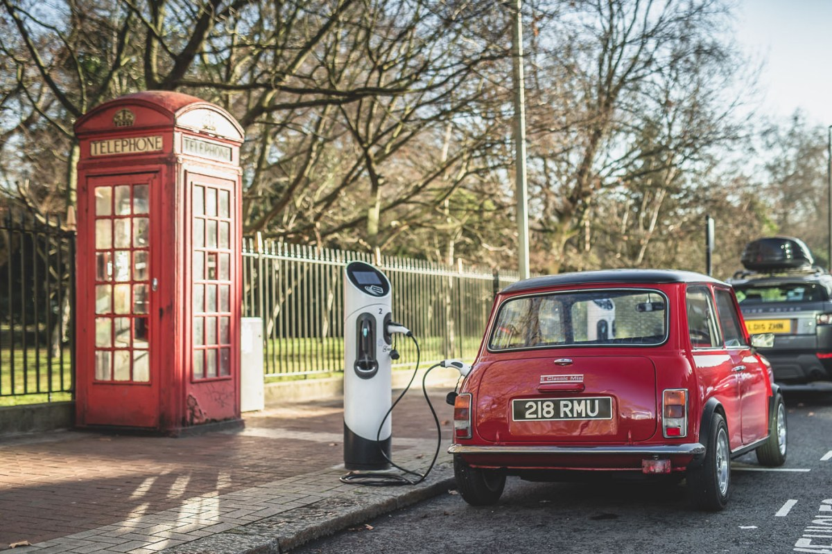 Electrifying Enthusiasts: Swind's Electric E-Classic Mini