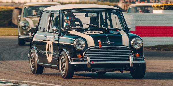 Chris Harris Mini Goodwood