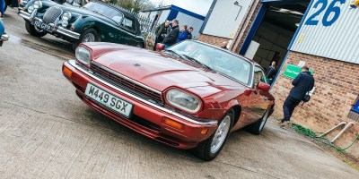 Jaguar XJS Review