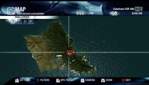 Image of the TDU Map