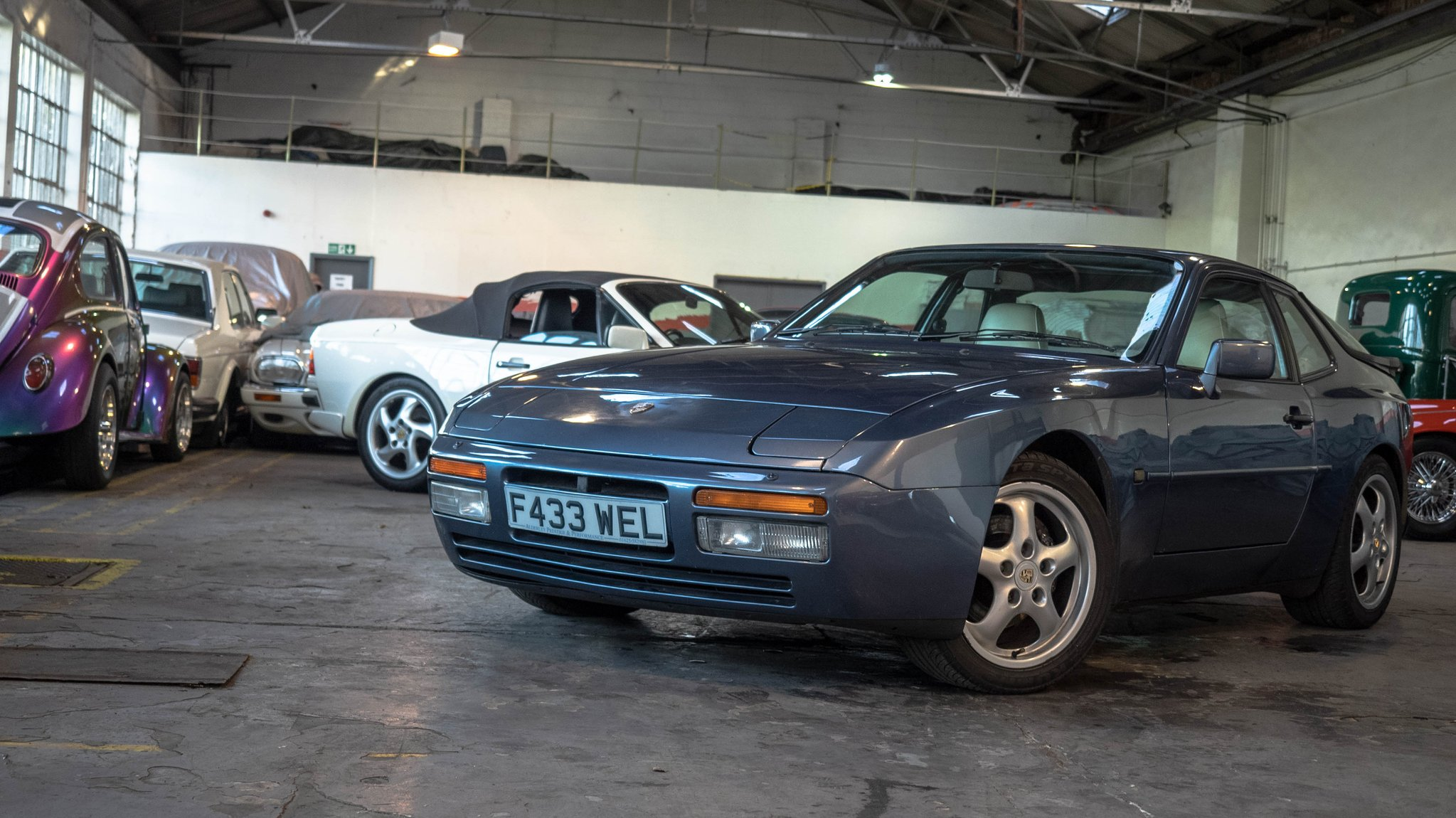 The Ultimate Budget Porsche Project 944 Episode 01 The Back Roads