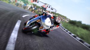 Test Drive Unlimited 3 / KT Racing Isle Of Man TT