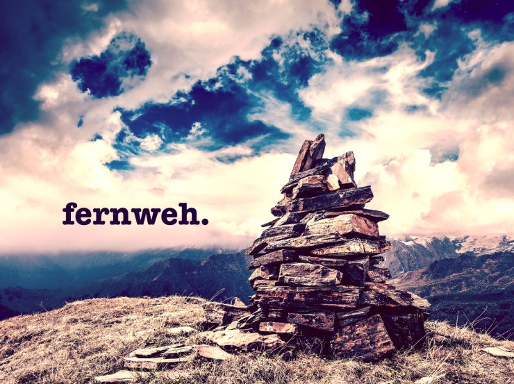 FERNWEH - Free inspirational travel desktop & phone wallpaper