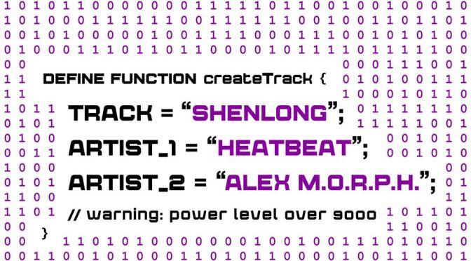 OUT NOW: HEATBEAT & ALEX M.O.R.P.H. – Shenlong