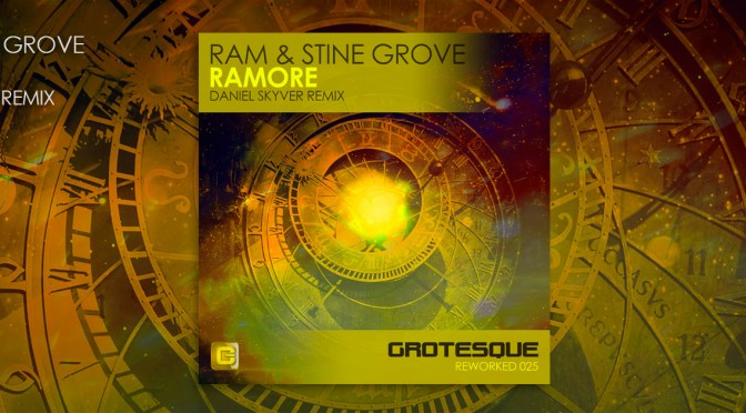 "RAM's iconic single ""RAMore"" single gets a 2018 remix by Daniel Skyver"