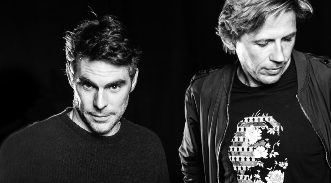 GROOVE ARMADA  RETURN TO THE LIVE STAGE TO CELEBRATE 21ST ANNIVERSARY  WITH FOUR UK SHOWS IN LONDON, BRISTOL, MANCHESTER AND GLASGOW