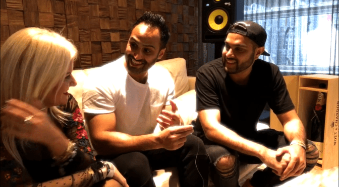 EXCLUSIVE INTERVIEW : L.A. BASED DUO 'ELEVVEN' AT ARMADA MUSIC HEADQUARTER