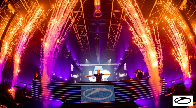 A State of Trance 900 takes over Utrecht with record-breaking festival