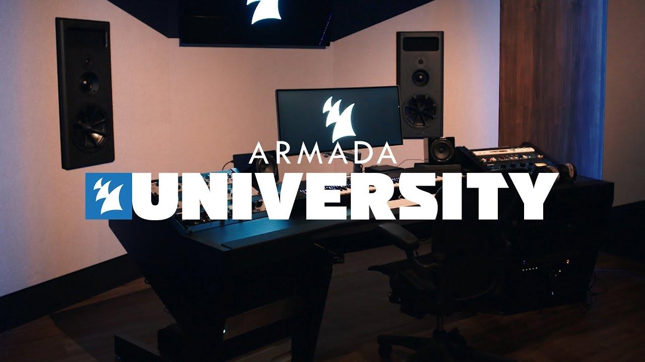 ARMADA UNIVERSITY HITS AMSTERDAM DANCE EVENT 2019 WITH FOUR-DAY TALENT EVENT FOR ASPIRING PRODUCERS ile ilgili görsel sonucu