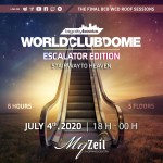 WORLD'S 1st DJ SET ON THE LONGEST SELF SUPPORTING ESCALATOR IN EUROPE – BigCityBeats WORLD CLUB DOME – Escalator Edition