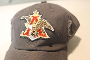 gray ballcap CU