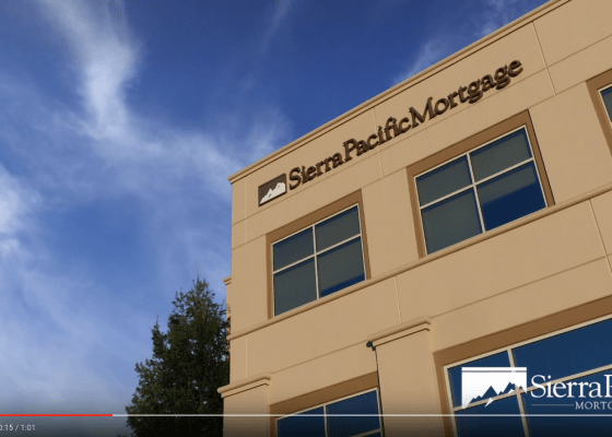 Sierra Pacific Mortgage office building