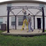 How To Set Up A Gazebo On Grass Concrete Or Pavers