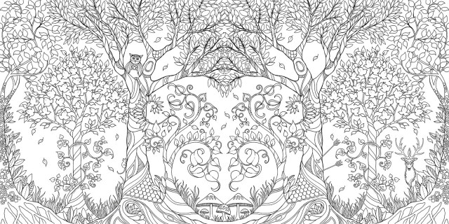 Grown Up Coloring Books Are Here! - The Backyard Naturalist