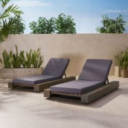 luxury comfortable outdoor lounge chairs