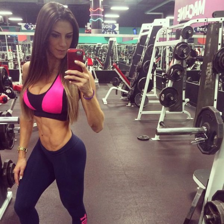 Badchix Some Tight Yoga Shorts you have to Check out 15
