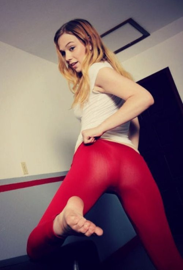 Badchix Some Tight Yoga Shorts you have to Check out 38