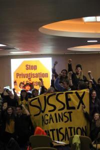 Sussex Against Privatisation