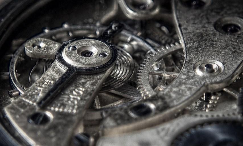 Clockwork - 10,000 year clock