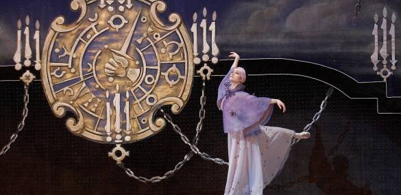 The Russian State Ballet of Siberia's Cinderella review