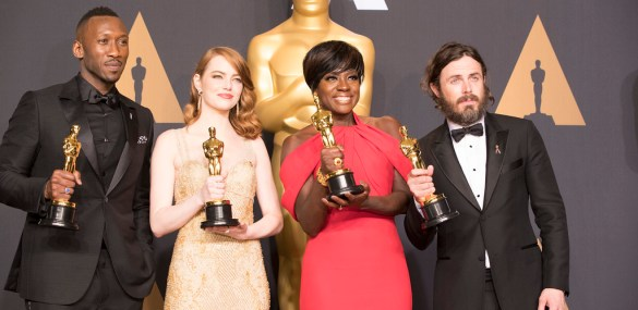 Oscars 2018: how progressive are Hollywood's most prestigious awards?