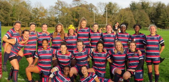 Sussex Women's Rugby on brink of invincible season