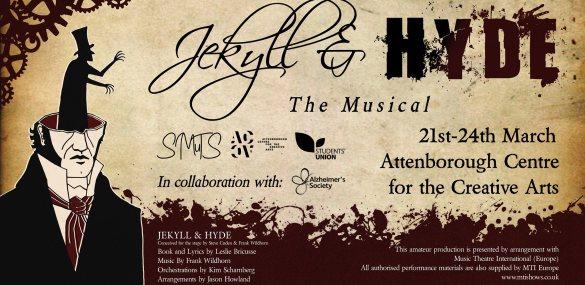 SMuTS presents Jekyll & Hyde