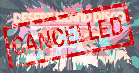 Sussex Festival cancelled