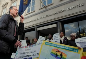 In Conversation with Peter Tatchell: Gender, Direct Action and Brexit