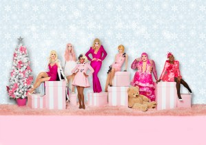 Christmas Queens: Spilling the tea with RuPaul's Drag Race's Kameron Michaels and Asia O'Hara