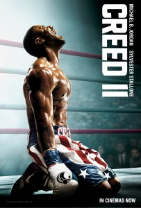 Flyin' High in Familiar Territory – Creed II review