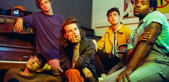 Hippo Campus at Concorde 2 Preview