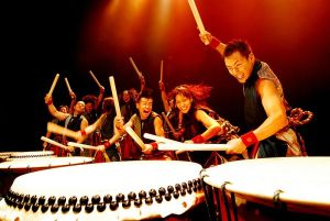 In conversation with Gen Hidaka Yamato Drummers of Japan